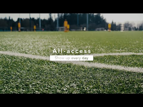 All Access: Show Up Every Day