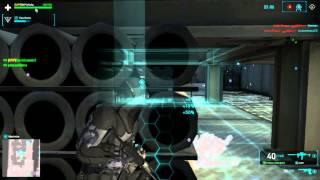 Tom Clancy Ghost Recon Phantom(Cargo rush roof top Challeng)