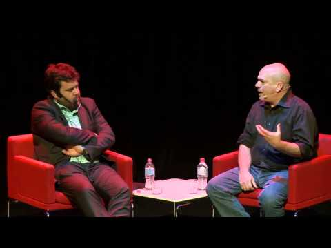 The Pop Up Festival of Dangerous Ideas: David Simon: Some Pe