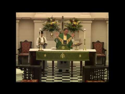Holy Eucharist at the 9 a.m. service January 28 at St. James's in Richmond, VA