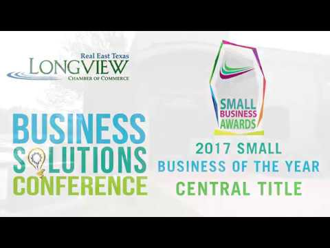 2017 Small Business of the Year - Central Title Company