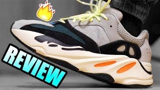 YEEZY 700 WAVERUNNER Review ! | Yeezy 700 On Foot !