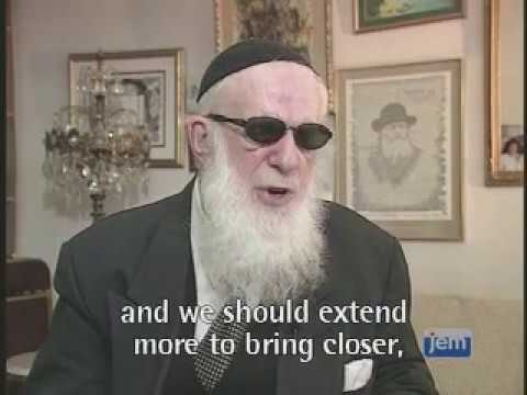 Rabbi Sholem B. Kowalsky Of Blessed Memory on Living Torah