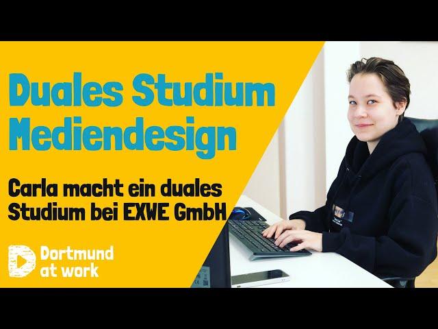 Duales Studium Mediendesign bei EXWE