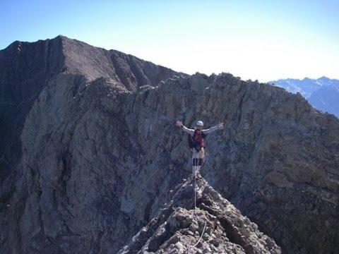Cresta Espadas-Posets, Pirineos