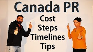 How To Get Canada PR | Step By Step | Express Entry | Canada Couple