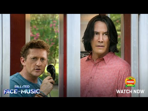 BILL & TED FACE THE MUSIC – First 6 Minutes (2020)