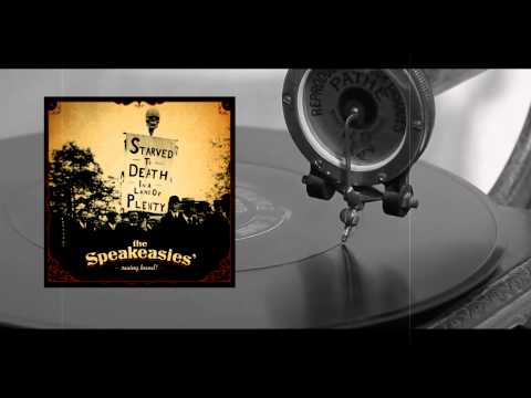 S. Ballad - the Speakeasies' Swing Band!