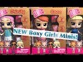 NEW Boxy Girls Minis - Mini Dolls with Fashion Surprise Boxes – Unboxing & Review