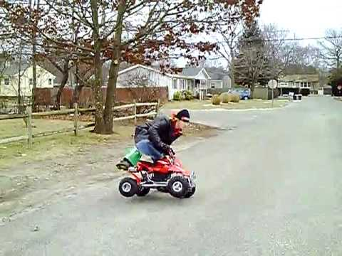 Mini Quad ATV's Pocket Bikes Go-Peds Dirtbikes Scooters And MORE!