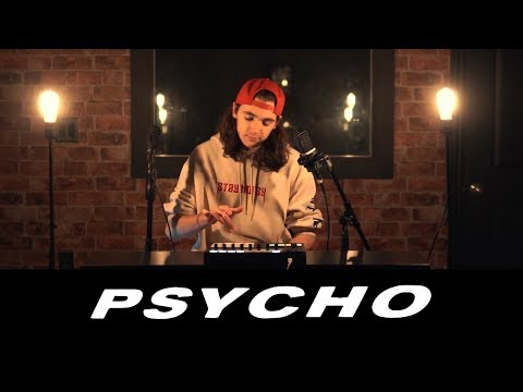 Psycho - Jake Donaldson (Post Malone & Ty Dolla $ign Cover)