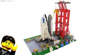 LEGO System Shuttle Launch Pad from 1995! set 6339