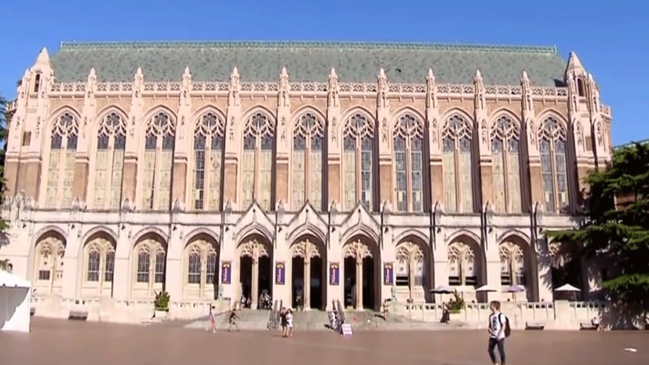 UW's Suzzallo Library - YouTube