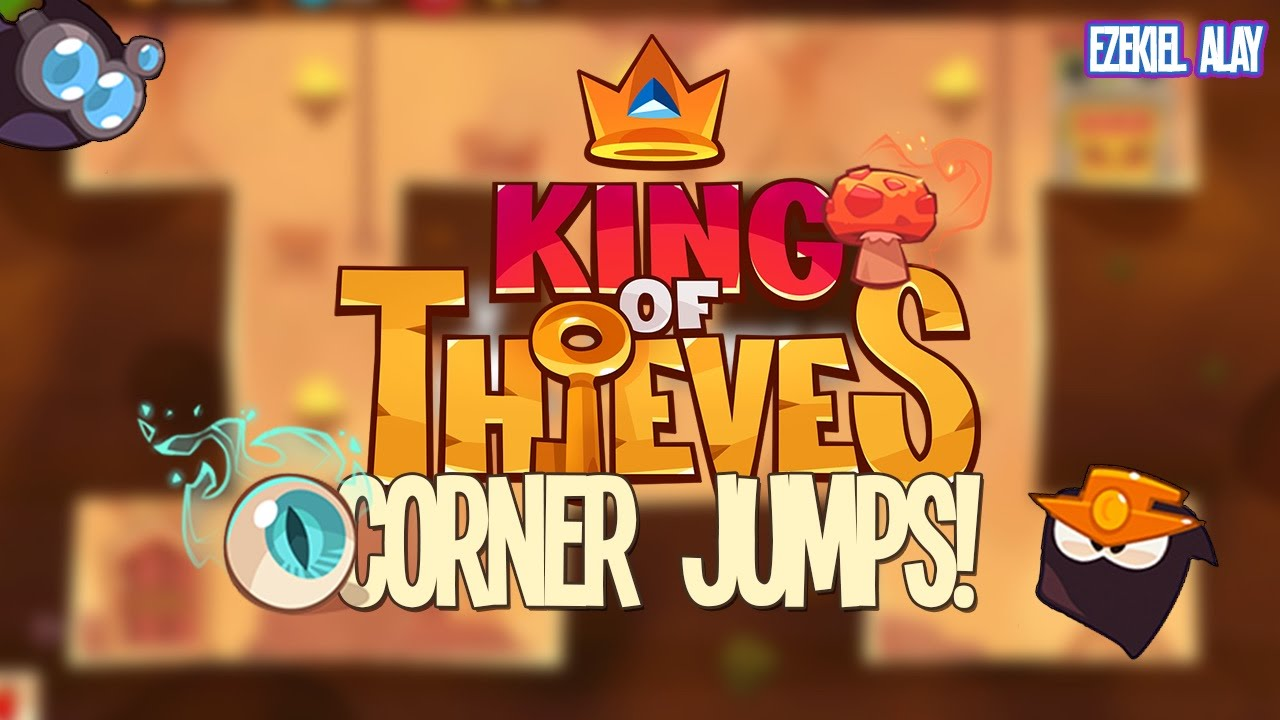 how to jump on saws king of thieves
