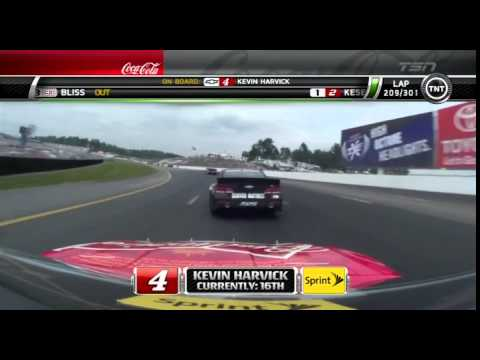 2014 Camping World RV Sales 301 at New Hampshire Motor Speedway - NASCAR Sprint Cup Series