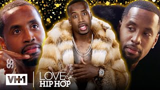 Safaree Samuels' Messiest Moments (Compilation) | Love & Hip Hop