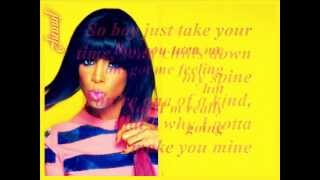 Kelly Rowland - Kisses Down Low (Lyrics)