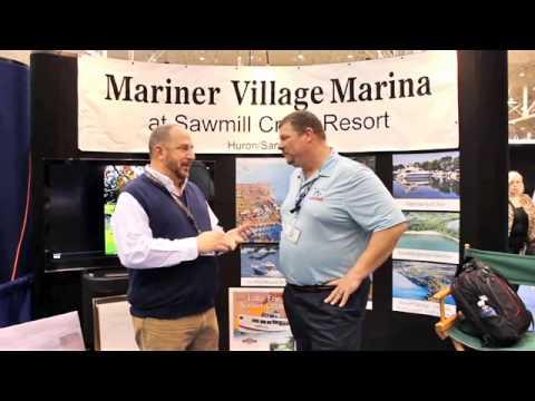 Mariner Village Marina at The 2015 Mid-America Boat Show
