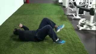 Ab Routine   Star Fish Updwn Bicycles N Rolling Hips In A Plank