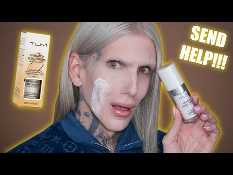 Color Changing Foundation鈥� Is It Jeffree Star Approved?