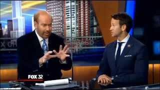 Rep. Aaron Schock talks House leadership, Ex-Im Bank on Fox 32 News Chicago