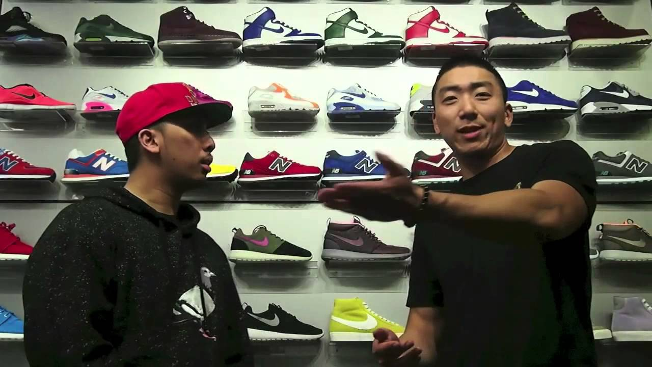 Inside with Sole Mate Sneaker Boutique