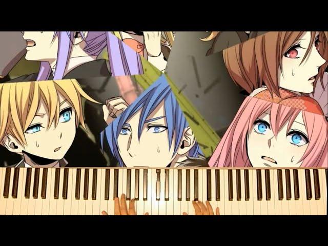 [Piano] ?Vocaloid 8?EveR ? LastinG ? NighT ????8??? ??????