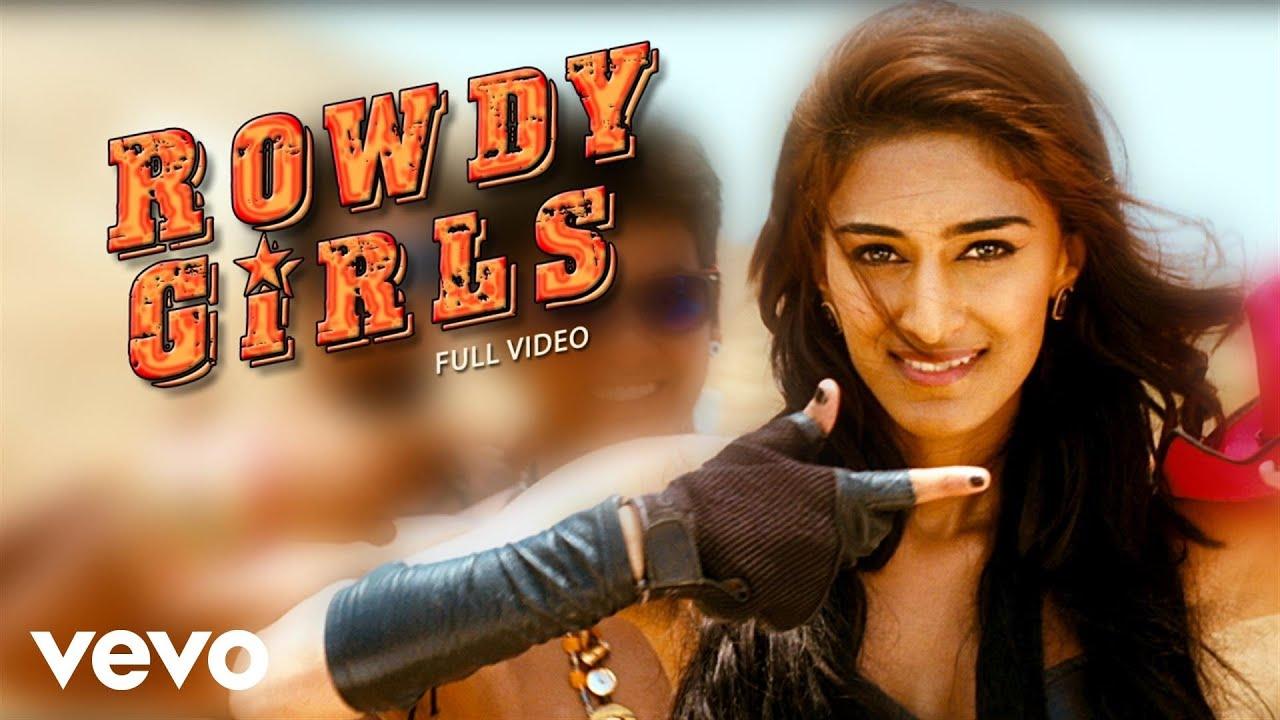 Ainthu Ainthu Ainthu Rowdy Girls Full Video Bharath Chandini