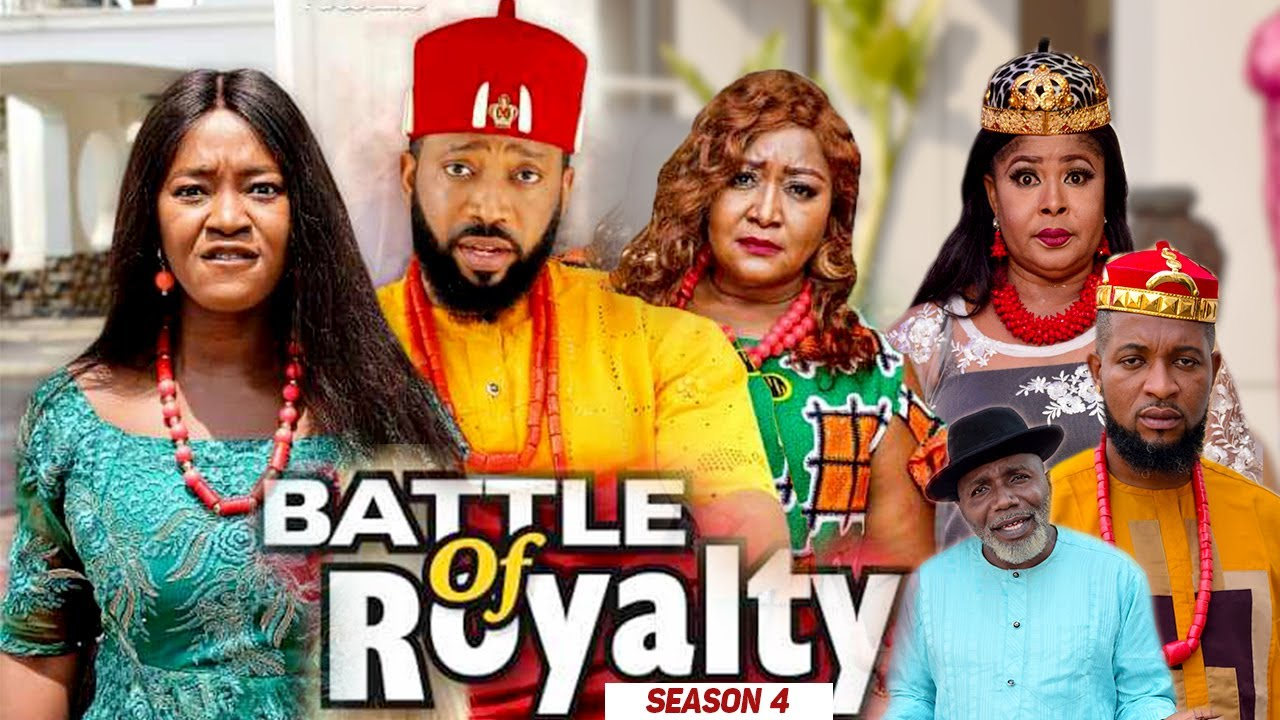Download BATTLE OF ROYALTY (SEASON 4) {NEW MOVIE} - 2021 LATEST NIGERIAN NOLLYWOOD MOVIES