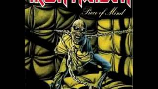 Watch Iron Maiden Sun And Steel video