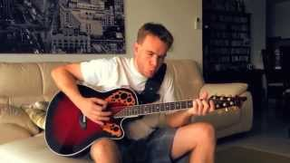 White Guy Sings Hindi song - Richard Kohler