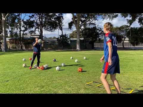 FSA U14 State Team Player! He Will Go Far! - Adelaide Private 1:1 Soccer Coach | Soccer Life Mastery