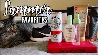 SUMMER FAVORITES! LIFESTYLE, BEAUTY, NURSING!