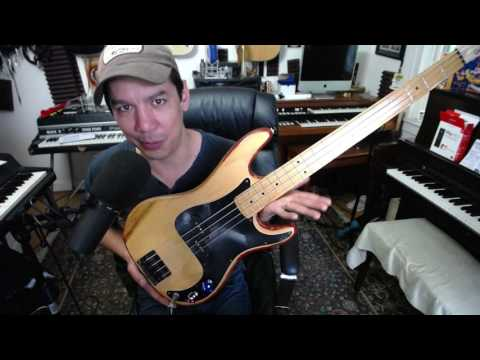 Download Youtube: Don't Under Estimate a Cheap Bass! GUITAR TUESDAY VLOG 0024