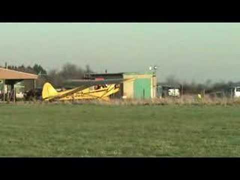 A maiden flight at Enstone