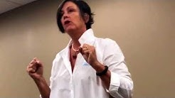 Get to the point Demo Toastmasters meeting Transunion Michelle Boca Raton,FL