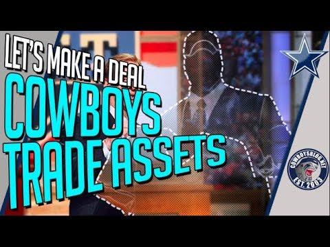 Dallas Cowboys Trade Assets That Could Garner Draft Picks
