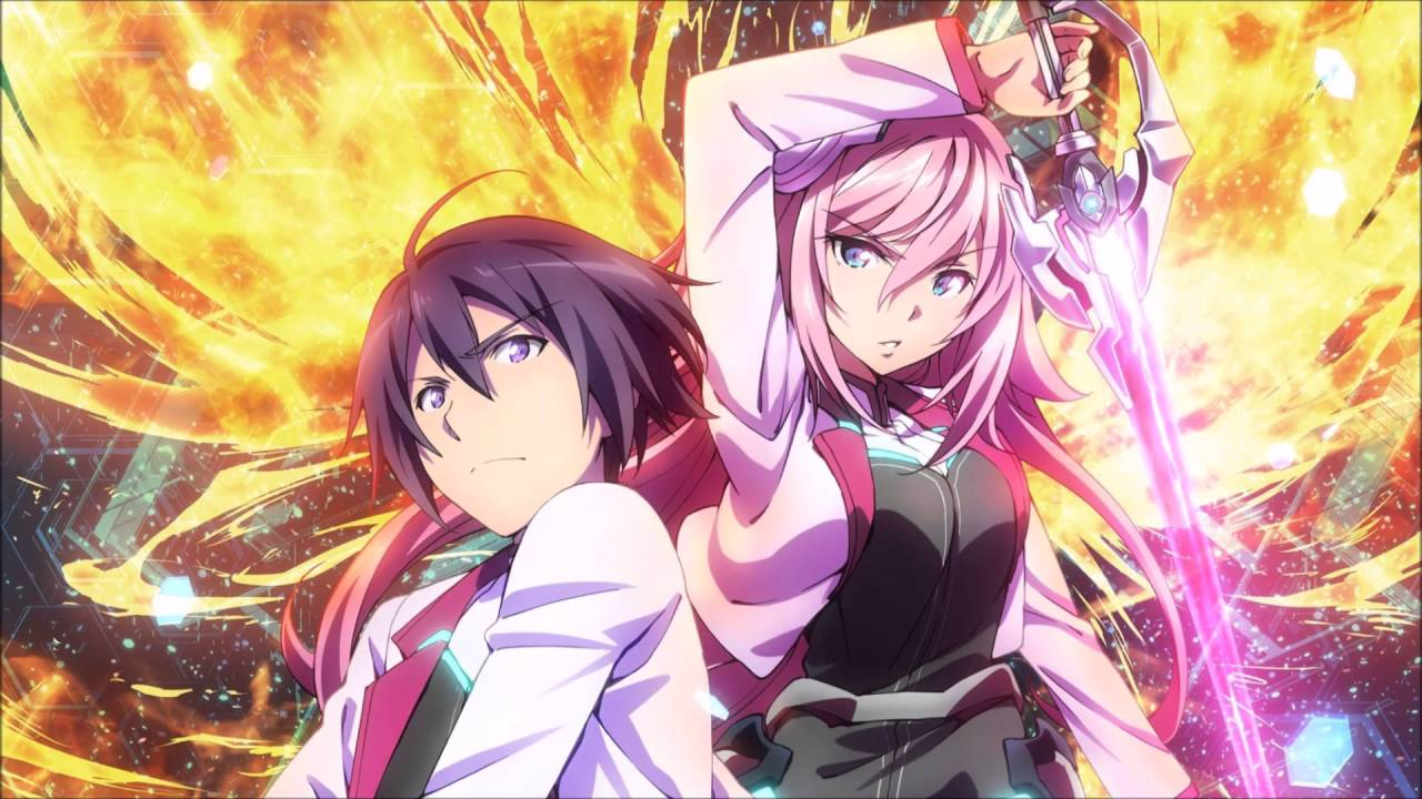 The Asterisk War: Lonely Feather (Extended)