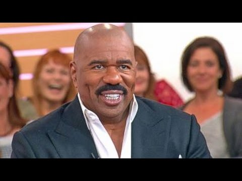 Steve Harvey Interview on New Book
