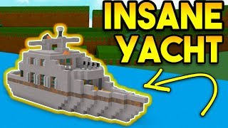 Build A Boat Roblox Ideas