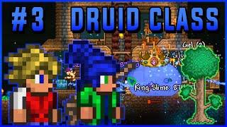 DRUIDOWA DŻUNGLA - Terraria: Druid Class #3 (z Ryfkiem)