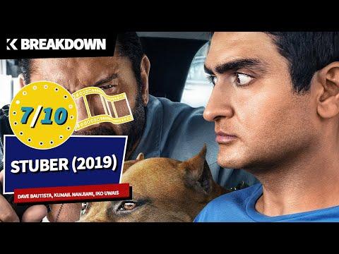 breakdown:-stuber-(2019)-dave-bautista,-kumail-nanjiani,-iko-uwais