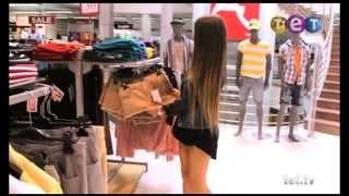 Богиня шопинга. Финал 11 сезона. MC Kessie