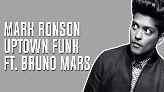 Mark Ronson - Uptown Funk ft. Bruno Mars (Lyrics / Lyric Video)