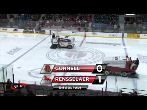 RPI Men's Hockey vs. Cornell - Cornell Radio