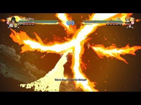 Can Hokage 1,2,3,4,5 and 6 Ninjutsu Penetrate Shinra Tensei (Almighty Push)???
