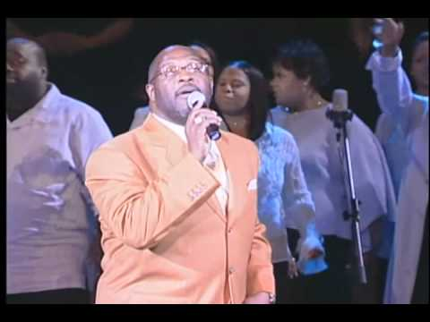 I've got a feeling everything's gonna be alright / shout /  Marvin Winans