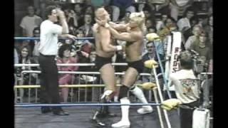 Barry Windham vs Johnny Ace