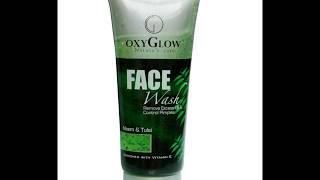 Oxy Glow Neem Tulsi Face Wash
