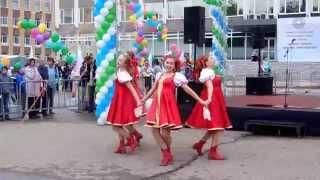 танец Калинка-Малинка(, 2015-08-22T21:13:20.000Z)